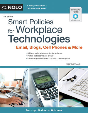 Smart Policies for Workplace Technology PDF