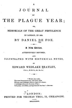 A Journal of the Plague Year PDF