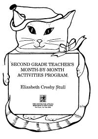 Second Grade Teacher s Month by month Activities Program PDF