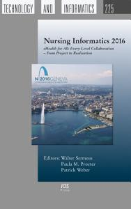 Nursing Informatics 2016 Book