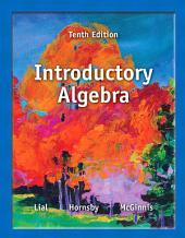 Introductory Algebra: Edition 10