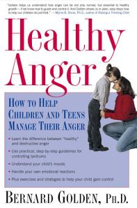 Healthy Anger Book