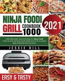 Ninja Foodi Air Fry Smart Xl Grill Cookbook