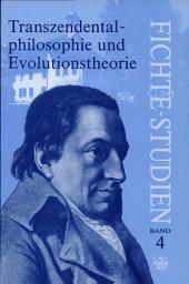 Transzendentalphilosophie und Evolutionstheorie