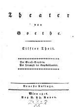 Der Gro   Cophta  Der Triumph der Empfindsamkeit PDF