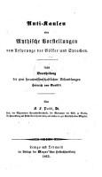 Anti Kaulen  oder  Mythische Vorstellungen vom Ursprunge der V  lker und Sprachen PDF