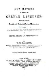 A New Method of Learning the German Language ...
