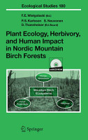 Plant Ecology  Herbivory  and Human Impact in Nordic Mountain Birch Forests PDF