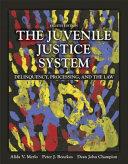 The Juvenile Justice System PDF