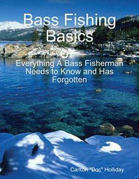 Bass Fishing Basics PDF