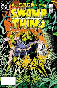 The Saga of the Swamp Thing  1982    23