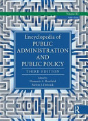 Encyclopedia of Public Administration and Public Policy  Faith Local PDF