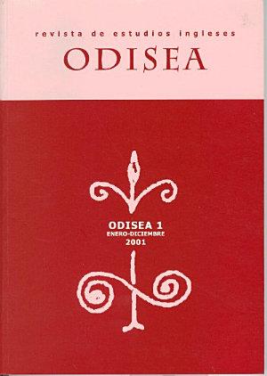 Odisea n   1  Revista de estudios ingleses PDF