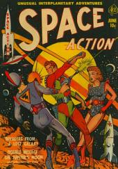 Space Action No 1
