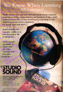 Studio Sound and Broadcast Engineering