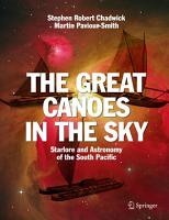 The Great Canoes in the Sky PDF