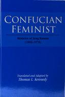 Confucian Feminist