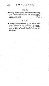Letters to a Nobleman, on the Conduct of the War in the Middle Colonies..