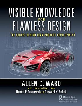 Visible Knowledge for Flawless Design PDF