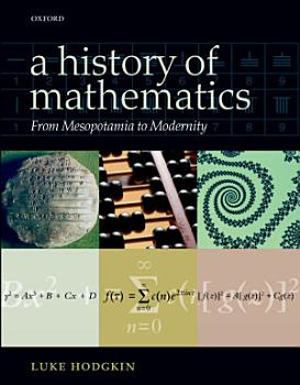 A History of Mathematics PDF