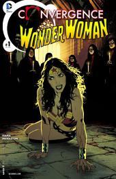 Convergence: Wonder Woman (2015-) #1