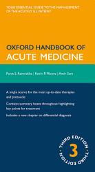 Oxford Handbook of Acute Medicine PDF