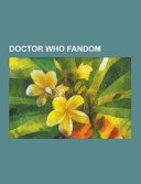 Doctor Who Fandom