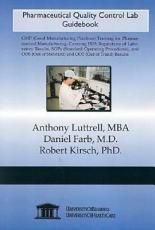 Pharmaceutical Quality Control Lab Guidebook PDF