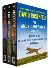 The Andy Carpenter Series, Books 9-11: One Dog Night, Leader of the Pack, Unleashed