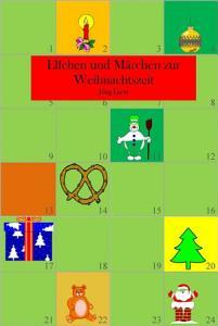 Elfchen und M  rchen zur Weihnachtszeit PDF