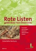 Rote Listen gef  hrdeter Tiere   sterreichs PDF