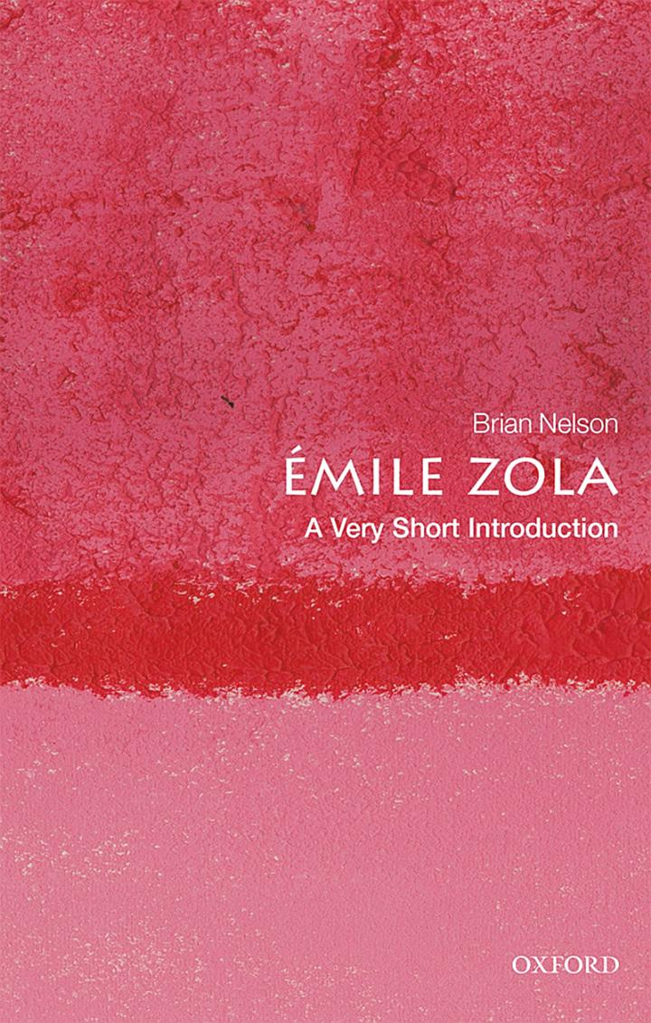 Émile Zola: a Very Short Introduction