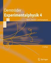 Experimentalphysik 4: Kern-, Teilchen- und Astrophysik, Ausgabe 3