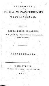 Prodromus Florae Monasteriensis Westphalorum Phanerogamia