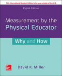 ISE Measurement by the Physical Educator  Why and How PDF