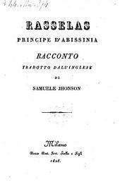 Rasselas principe d'Abissinia