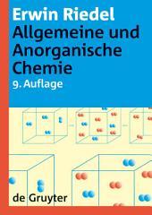 Allgemeine und Anorganische Chemie: Ausgabe 9