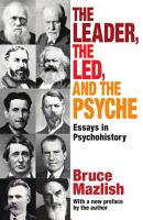 The Leader  the Led  and the Psyche PDF