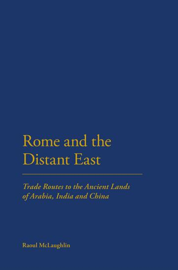 Rome and the Distant East PDF
