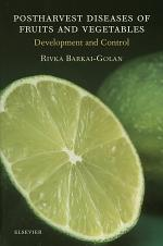 Postharvest Diseases of Fruits and Vegetables