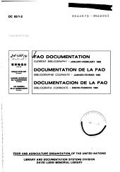 Documentaci  n de la FAO  PDF