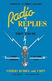 Radio Replies: Volume 1