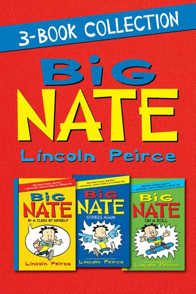 Big Nate 3 Book Collection PDF