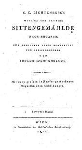 G.C. Lichtenberg's witzige und launige Schriften: Band 5