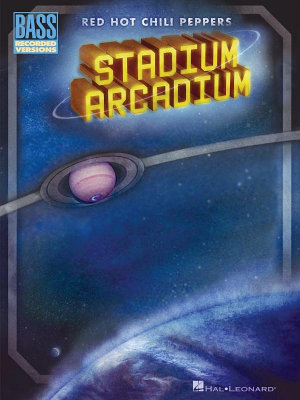 Red Hot Chili Peppers   Stadium Arcadium  Songbook