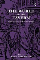 The World of the Tavern PDF