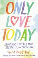 Only Love Today PDF