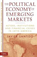 The Political Economy of Emerging Markets PDF