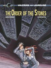 Valérian - Volume 20 - The Order of the Stones