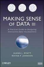 Making Sense of Data III